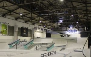 skatepark indoor