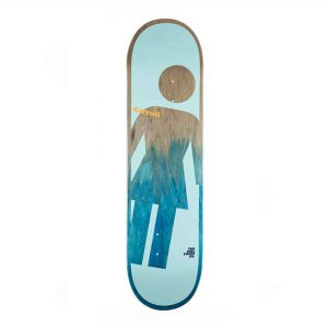 Tabla Skate Girl Skateboards og tilt a girl Carrol 8.37
