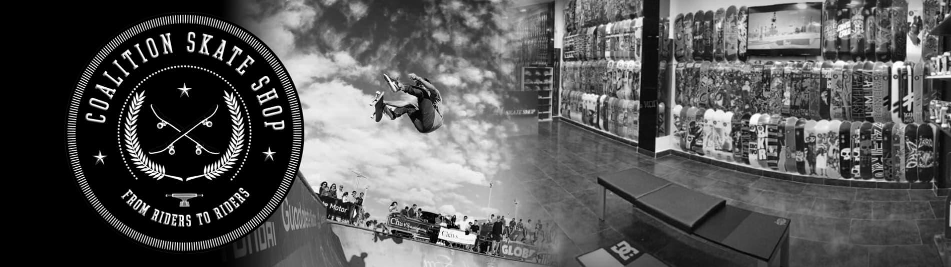 coalition skate shop