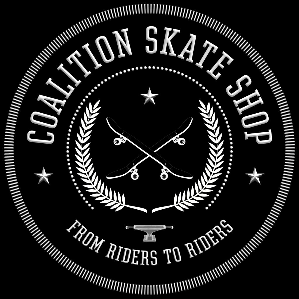 coalition skate shop: tienda de skate online