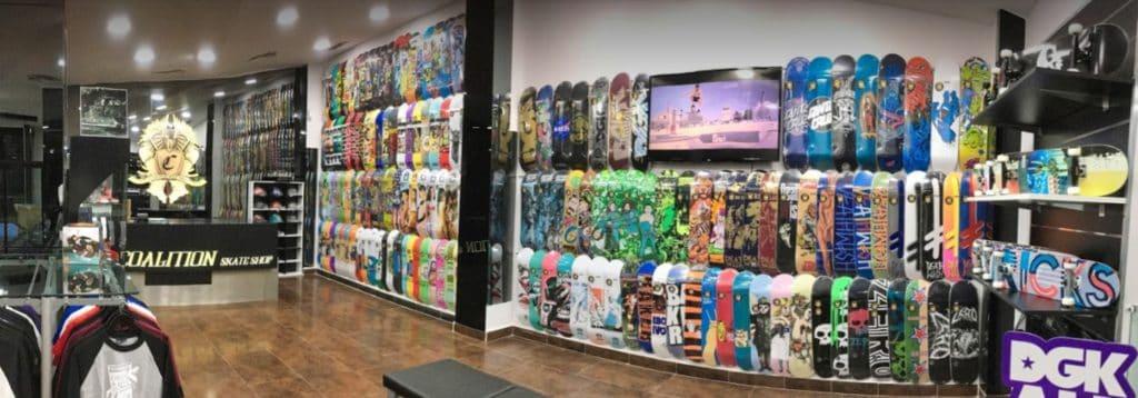 pro shop coalition skate shop