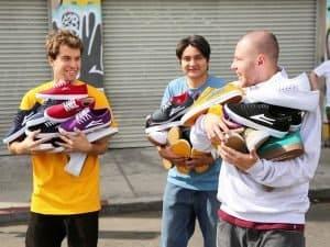 las mejores zapatillas de skate: lakai limited footwear